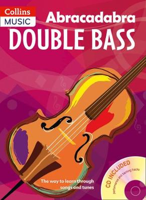 Abracadabra Double Bass book 1 by Andrew Marshall, Rosalind Lillywhite