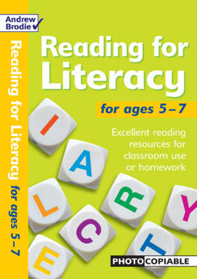Reading for Literacy for Ages 5-7 by Andrew Brodie, Judy Richardson