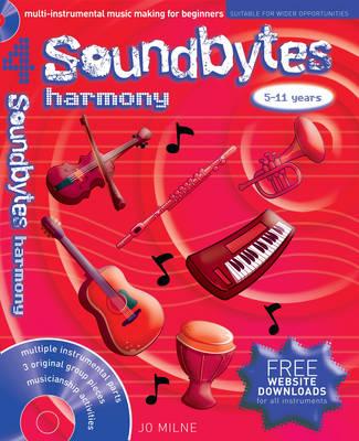 Soundbytes 4 - Harmony by Tobias Sturmer, Jo Milne