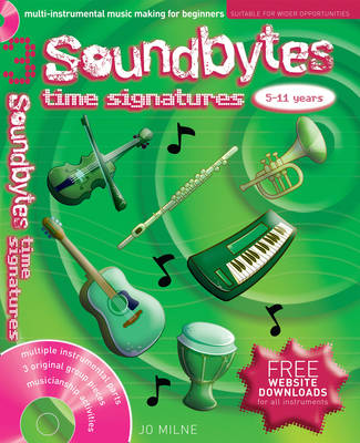 Soundbytes 3 - Time Signatures by Tobias Sturmer, Jo Milne
