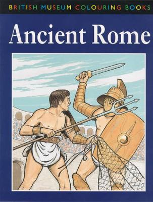 The British Museum Colouring Book of Ancient Rome by John Green
