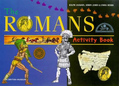 Romans Activity Book by Ralph Jackson