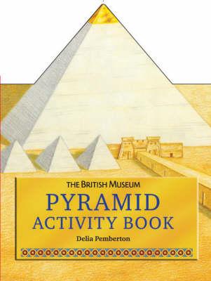 Pyramid Shaped Activity Book by Delia Pemberton