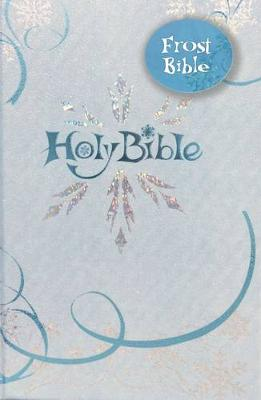 The International Children's Bible, Frost Bible, Hardcover, Free Tote Bag by Thomas Nelson