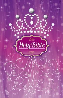 ICB, Princess Bible, Hardcover, Purple Pearl International Children's Bible by