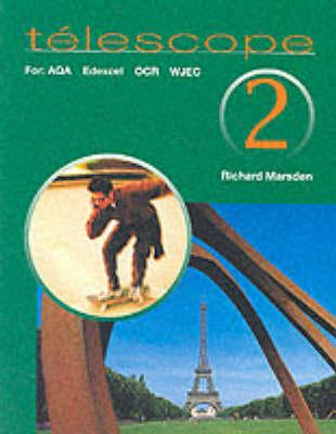 Telescope 2 Student's Book by Richard Marsden, Ian Maun