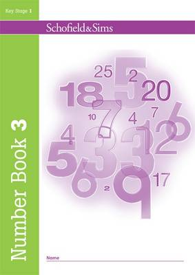 Number Book 3 by Andrew Parker, Jane Stamford