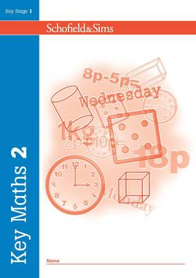 Key Maths 2 by Andrew Parker, Jane Stamford