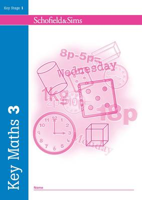 Key Maths 3 by Andrew Parker, Jane Stamford