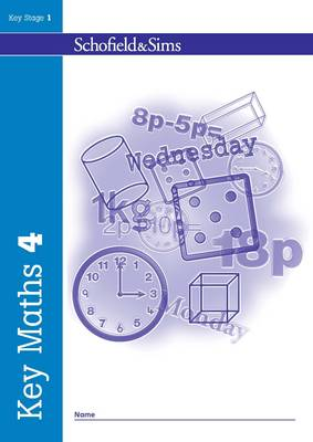Key Maths 4 by Andrew Parker, Jane Stamford