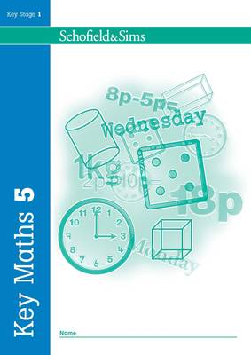 Key Maths 5 by Andrew Parker, Jane Stamford