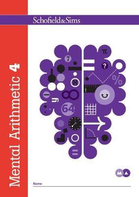 Mental Arithmetic 4 by J. W. Adams, R. P. Beaumont