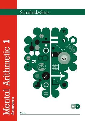 Mental Arithmetic 1 Answers by J. W. Adams, R. P. Beaumont