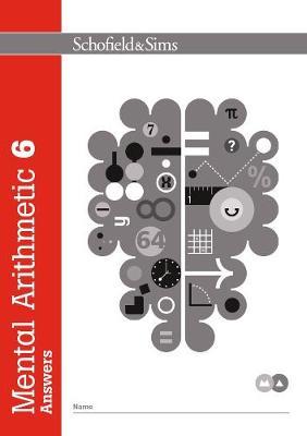 Mental Arithmetic 6 Answers by Lynn Spavin, Edmund Spavin