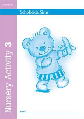 Nursery Activity Book 3 by Kathryn Linaker