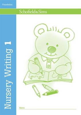 Nursery Writing Book 1 by Kathryn Linaker