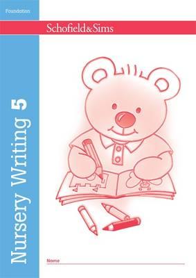 Nursery Writing Book 5 by Kathryn Linaker