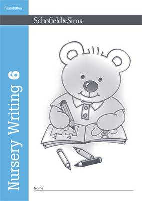Nursery Writing Book 6 by Kathryn Linaker