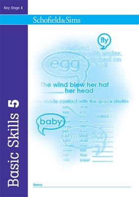 Basic Skills Book 5 by Andrew Parker, Jane Stamford