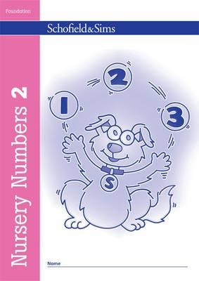 Nursery Numbers Book 2 by Sally Johnson