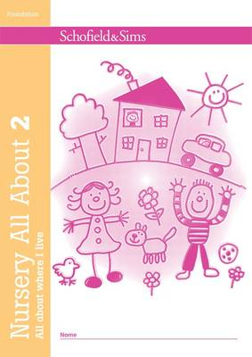 Nursery All About Where I Live by Sally Johnson