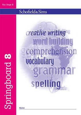 Springboard Book 8 by John Hedley