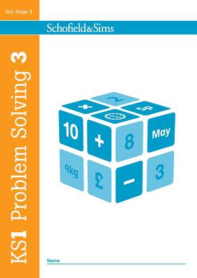 KS1 Problem Solving Book 3 by Anne Forster, Paul Martin