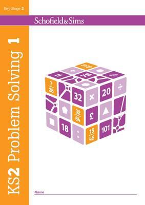 KS2 Problem Solving Book 1 by Paul Martin, Anne Forster