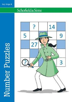Number Puzzles by Ann Montague-Smith