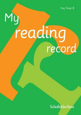 My Reading Record for Key Stage 2 by