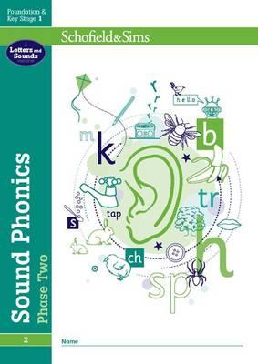 Sound Phonics Phase Two: EYFS/KS1, Ages 4-6 by Carol Matchett