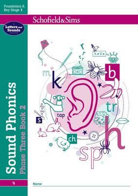 Sound Phonics Phase Three Book 2: EYFS/KS1, Ages 4-6 by Carol Matchett