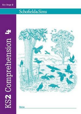 KS2 Comprehension Book 4 by Celia Warren