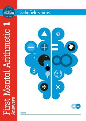 First Mental Arithmetic Answer Book 1 by Ann Montague-Smith