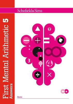 First Mental Arithmetic Answer Book 5 by Ann Montague-Smith