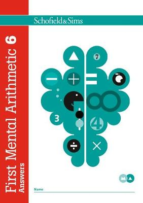 First Mental Arithmetic Answer Book 6 by Ann Montague-Smith