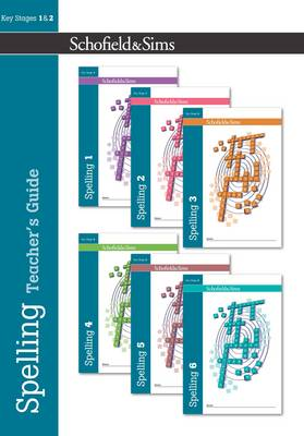 Spelling Teacher's Guide: Years 1-6, Ages 5-11 by Carol Matchett