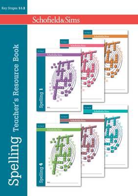 Spelling Teacher's Resource Book: Years 1-6, Ages 5-11 by Carol Matchett