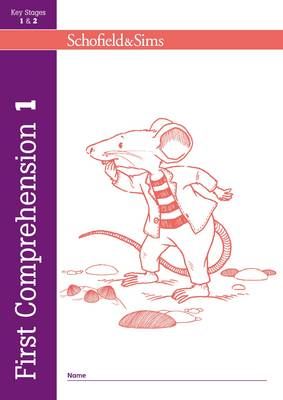 First Comprehension Book 1 by Celia Warren