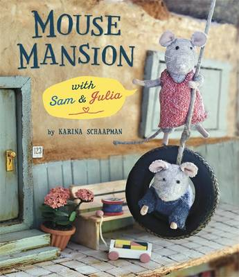 Mouse Mansion by Karina Schaapman