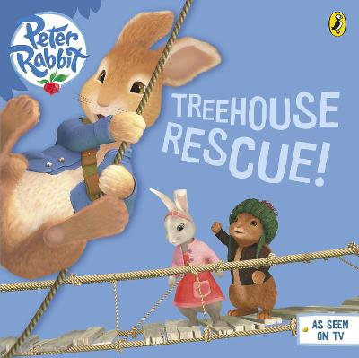 Peter Rabbit Animation: Treehouse Rescue! by Beatrix Potter Animation