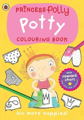 Princess Polly: Potty Colouring Book by