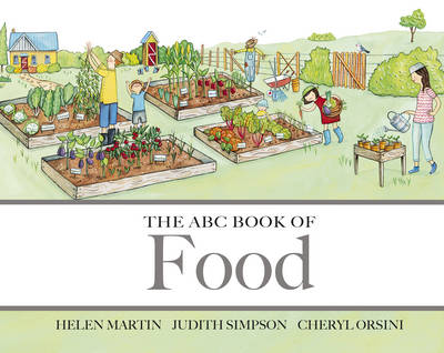 The ABC Book of Food by H. Martin, J Simpson