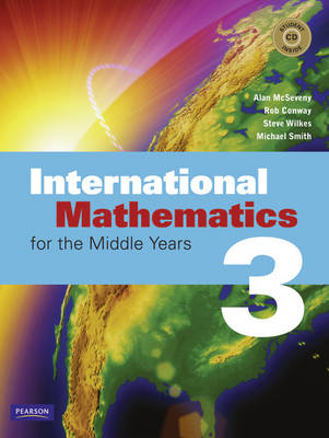 International Mathematics 3 For Middle Years Coursebook by