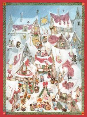 Christmas in the Square by Eve Thartlett