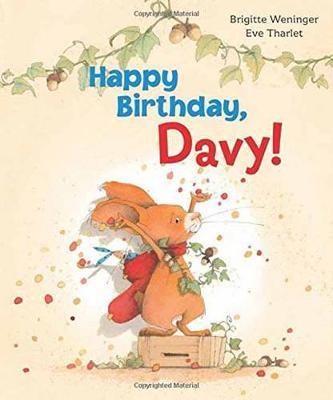 Happy Birthday Davy! by Brigitte Weninger