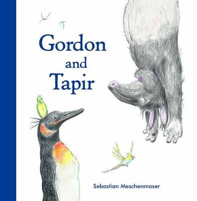 Gordon and Tapir by Sebastian Meschenmoser