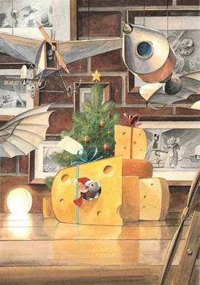 Armstrong's Christmas Advent Calendar by Torben Kuhlmann