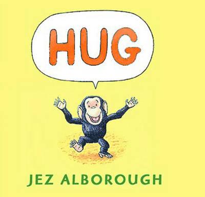 Hug Midi Board Book by