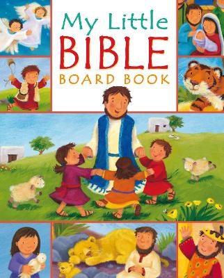 My Little Bible Board Book by Melanie Mitchell